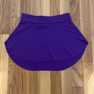 Ultraviolet Motionwear Pull-On Skirt